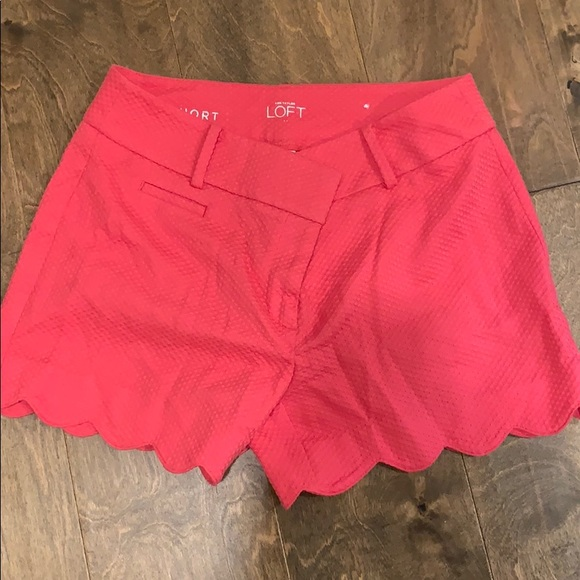 LOFT Pants - Pink shorts from LOFT